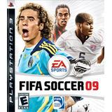 Original Ps3 Fifa Soccer 09