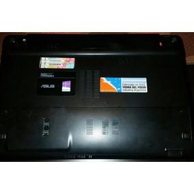 Notebook Asus X55a Vendo, Permuto