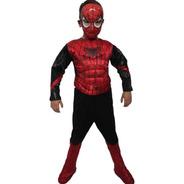 Disfraz Spiderman Semiacolchado Hombre Araña Disfraces
