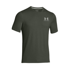 Remera Under Armour Cc Left Chest Lockup Vd Newsport