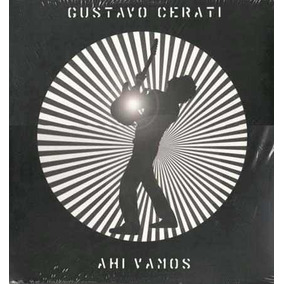 Vinilo Ahi Vamos (2lp) - Gustavo Cerati