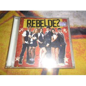 Cd Rebeldes 2011 Do Jeito Que Eu Sou