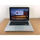 Macbook Pro Intel I5 16gb Ram 500gb High Sierra 75 Ciclos