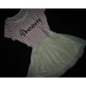 Vestido Casual Doble Uso Tull