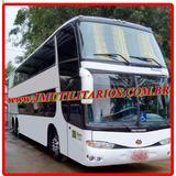 Paradiso 1800 Dd Ano 2003 Scania K124 56 L C/ar Wc Jm Cod.52