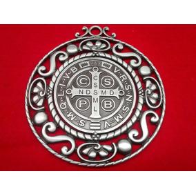 Medalla De San Benito Super Grande