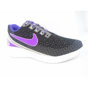 Tenis Nike Morados Negros Mujer Economicos 27738789ca8
