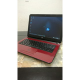 Hp Notebook 14 Amd A4 6ta 4gb/500gb Amd (512mb Video)