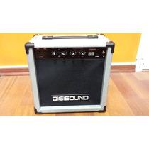 Amplificador Guitarra Digisound 30watts Doble Distorsion
