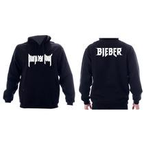 Blusa Moletom Justin Bieber Purpose Tour