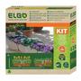 Cdk24 Kit Micro Irrigação 24 Gotejadores 1,3 Lt Hora Elgo