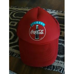c11d884a70446 Gorra Cocacola Con Visera Estado Impecable