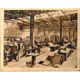Lote X 2 Foto Talleres Fábricas Carpintería Granadas C 1910