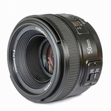 Lente Nikon 50mm 1.8 Yongnuo + Regalos / Tecnolive