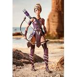 Hermosa Barbie Antiope Wonder Woman Black Label Remate