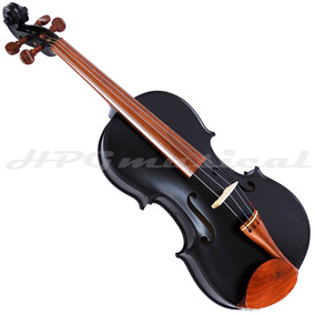 Violino Rolim Especial Preto Fosco 4/4 Completo