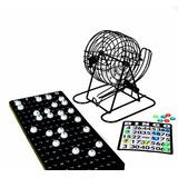 Bingo Jogo Completo Marcadores Coloridos Bg-100 Western