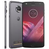 Motorola Moto Z2 Play Libre Fabrica 64gb 4gb 12mp 5m Sellado