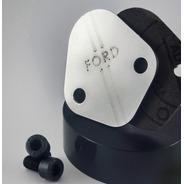 Tapa Bomba De Nafta - Ford Taunus / Sierra - Inoxidable Gt40