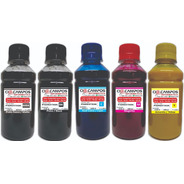 Tinta Pigmentada Compatível Para Canon Ta 20 -  500ml Cada
