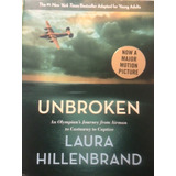 Libro De Invencible Best Seller Por Laura Hillenbrand Ingles