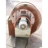 Ventilador Centrífugo- Extractor Marca Gatti