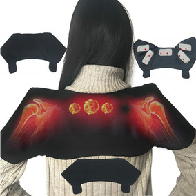 Dolor Espalda Terapia Magnetica Turmalina Iman