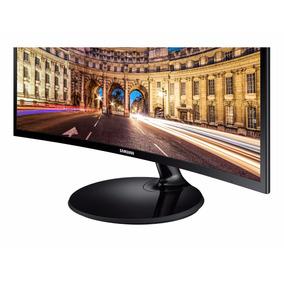 Monitor Curvo Samsung Led 27 F390 Full Hd Vga Hdmi Lc27f390