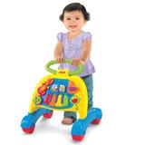 Andador Bebê Infantil Musical Com Atividades Fisher Price