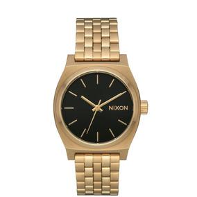 Reloj Medium Time Teller Dorado Nixon