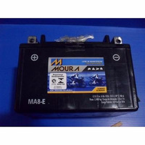Bateria Moto Moura Ma8 Ytx9-bs Yuasa Cb500 Shadow Xt600