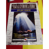 Libro - Viaje Al Centro De La Tierra - Julio Verne