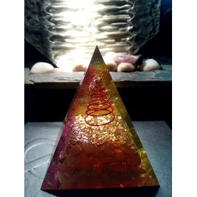 Orgones Energia Orgon Piramide Orgonita Amuletos Df