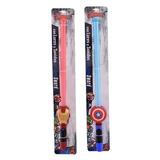 Espada Luz Y Sonido Avengers Sword Ditoys Grande 68 Cm