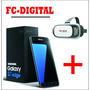 Celular Samsung S7 Edge 32g + Gafas 3d Local Ramos Mejia