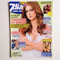 Revista 7 Dias Com Você Marina Ruy Barbosa Tatá Werneck