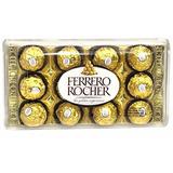 Chocolate Ferrero Rocher Embalagem Com 48 Unidades