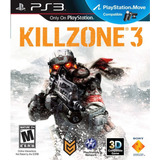 Killzone 3 Ps3 Nuevo Y Sellado