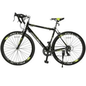 14 Velocidad Bici De Carreras Bicicleta Aluminio Marco