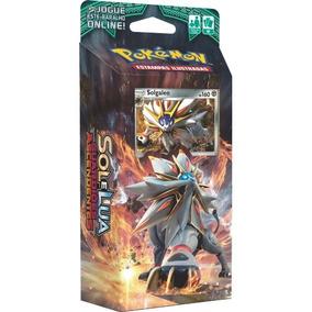 Pokemon Cartas Starter Deck - Sol E Lua - Guardiões Ascenden