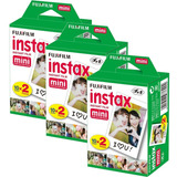 60 Fotos Fujifilm Para Instax Mini (6 Rollos) !! Ofeta!!