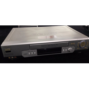 Video Cassete Sony 7 Cabeças Stereo Slv-ex8s - Defeito