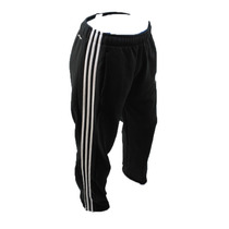 Pantalon Adidas Climalite Negro Blanco Hombre