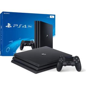 Playstation 4 Pro 4k 1tb Nuevas Selladas C/garantia!!