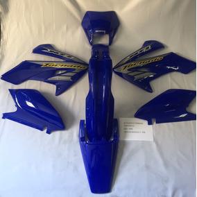 Kit Plástico Carenagem Tornado 2006 Azul