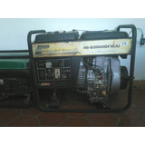 Generador Electrico A Gasoil Domosa De 5 Kva Usado