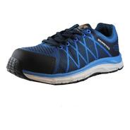 Bota Tenis Industrial Berrendo 7704 Azul