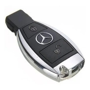 Carcaça Chave Mercedes-benz 2 Botões