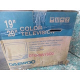 Televisor A Color Daewoo 20