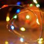 72 Pies 200 Led Blanco Cálido Navidad, Boda Decoración